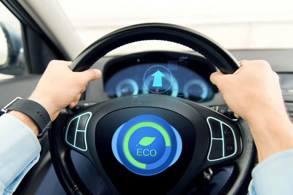Ekologiczna jazda automatycznym samochodem