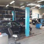 Stacja naprawy samochodów osobowych